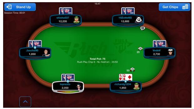 Full Tilt Poker App