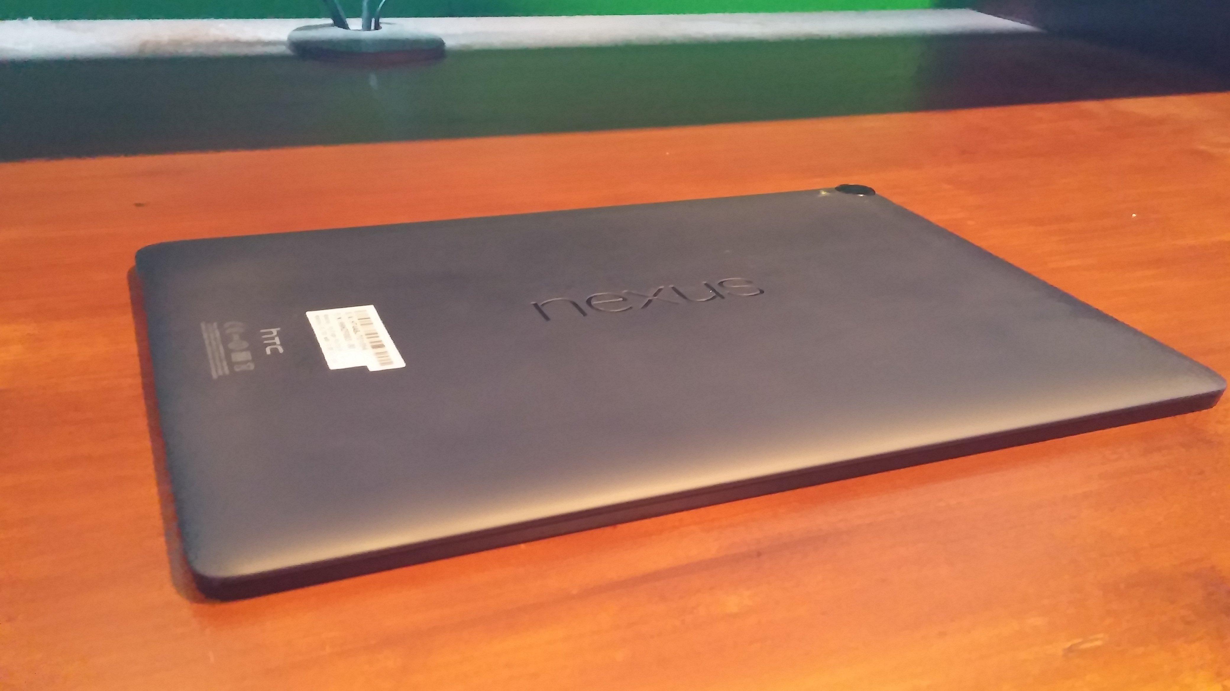 Nexus 9 back cover