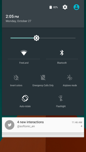 android 5.0 quick settings
