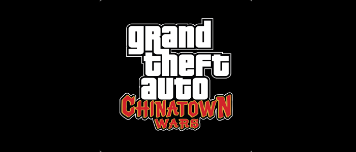 Grand Theft Auto Chinatown Wars logo