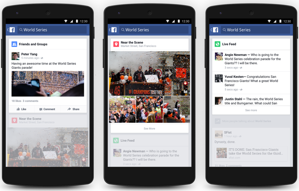 Tired of how bloated the Facebook app is? Try these five