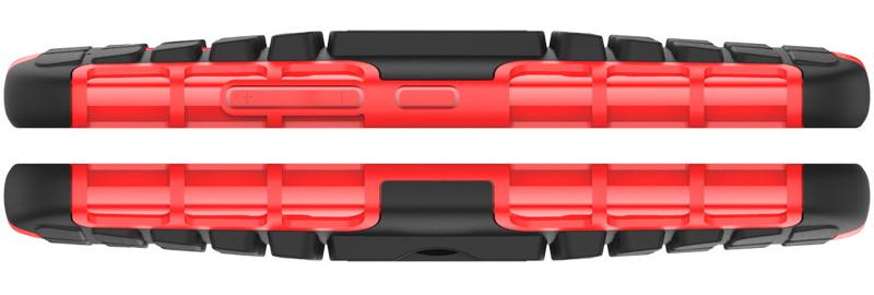 HTC One M9 case side