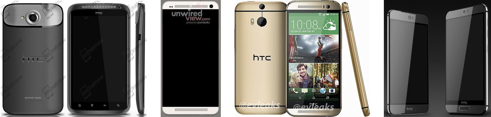 HTC One M9 evleaks