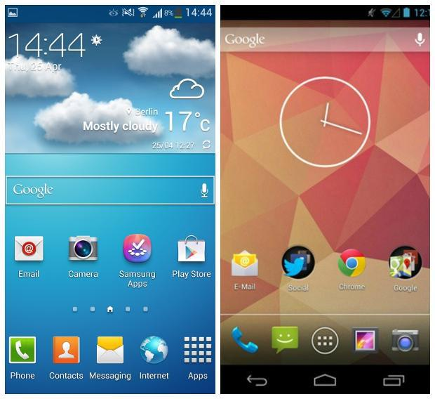 Galaxy S6 will have a lighter TouchWiz