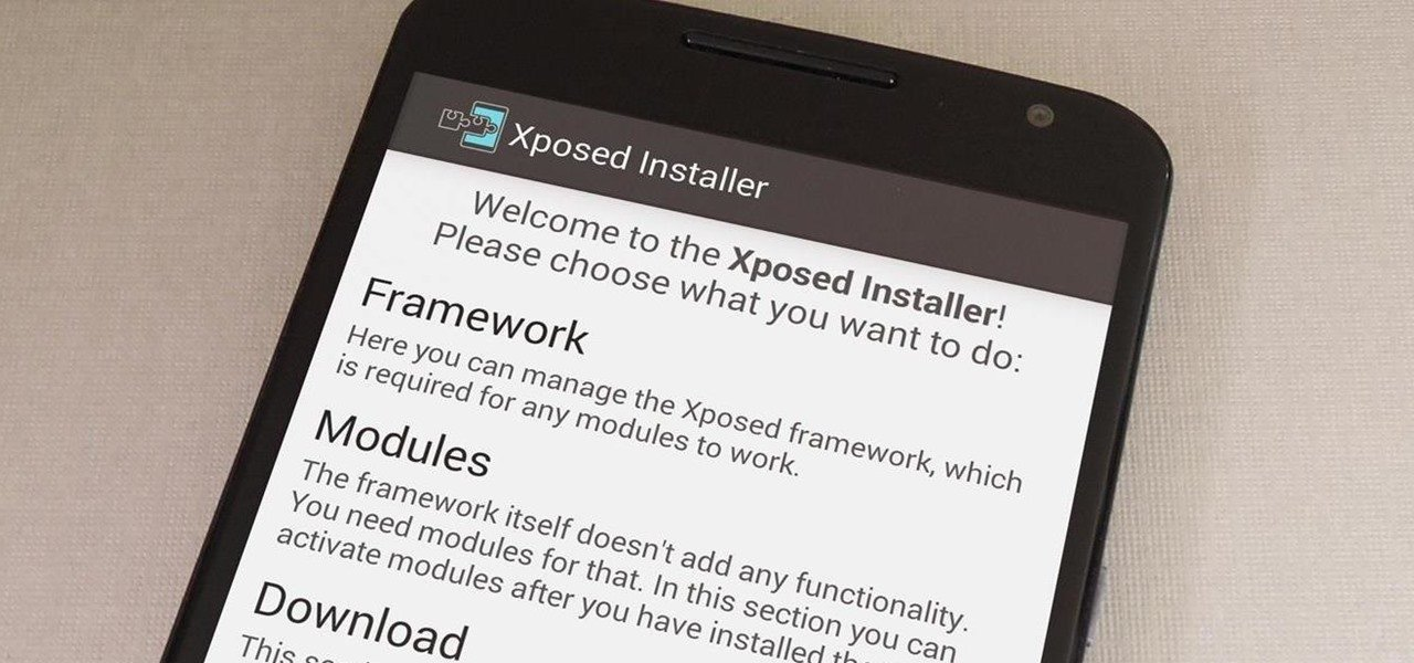 What is the XPOSED Framework?