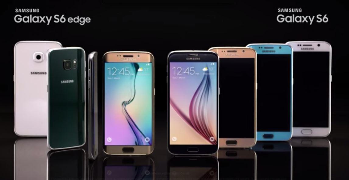 Galaxy S6 ad
