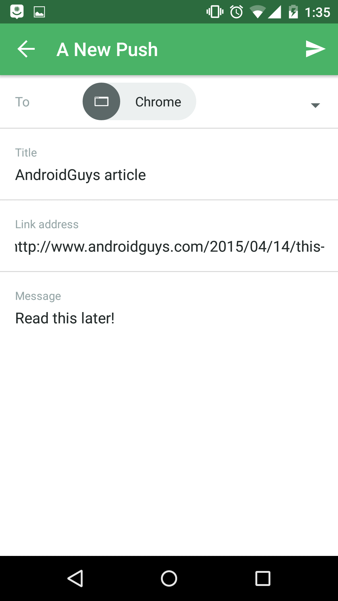 Pushbullet_link