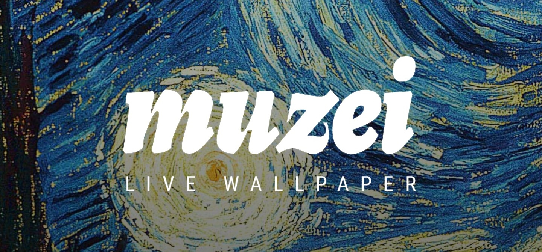Muzei Live Wallpaper Logo