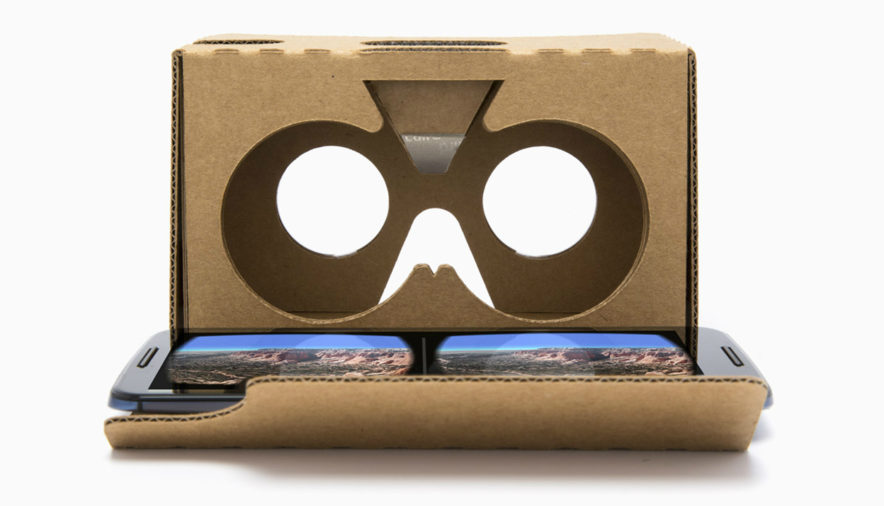 Google launches Cardboard Camera app for 3D VR images