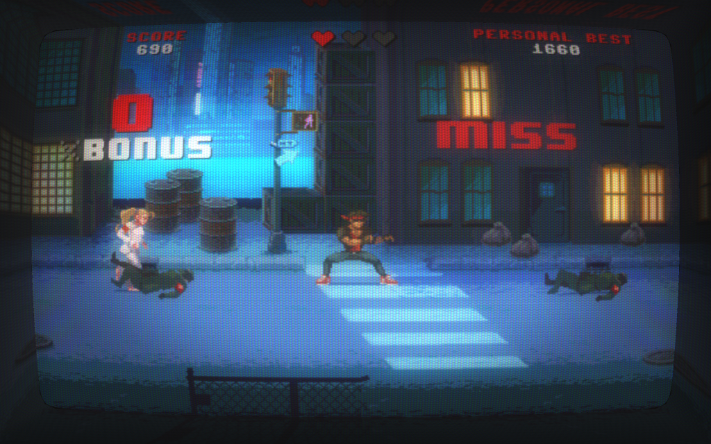 Kung Fury Android Guys