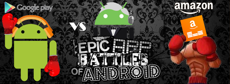 Epic App Battles of Android