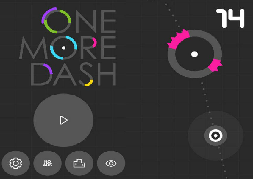 One More Dash Featured