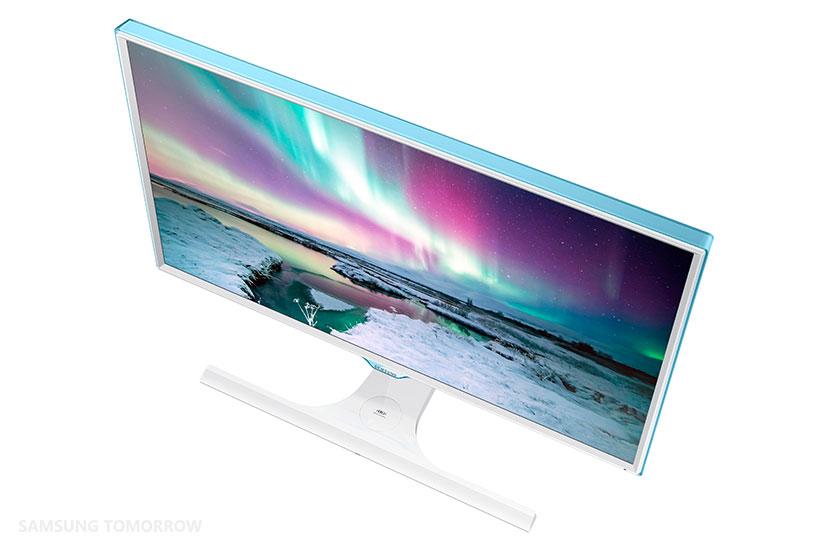 Samsung wireless charging monitor 2