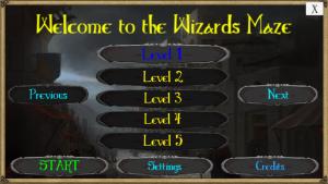 wizard maze