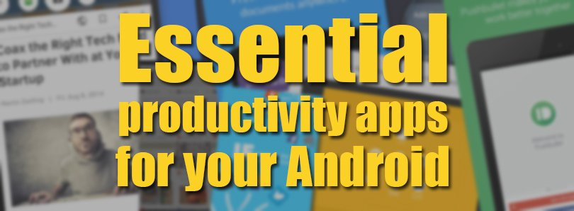 Image result for top productivity apps for android 201