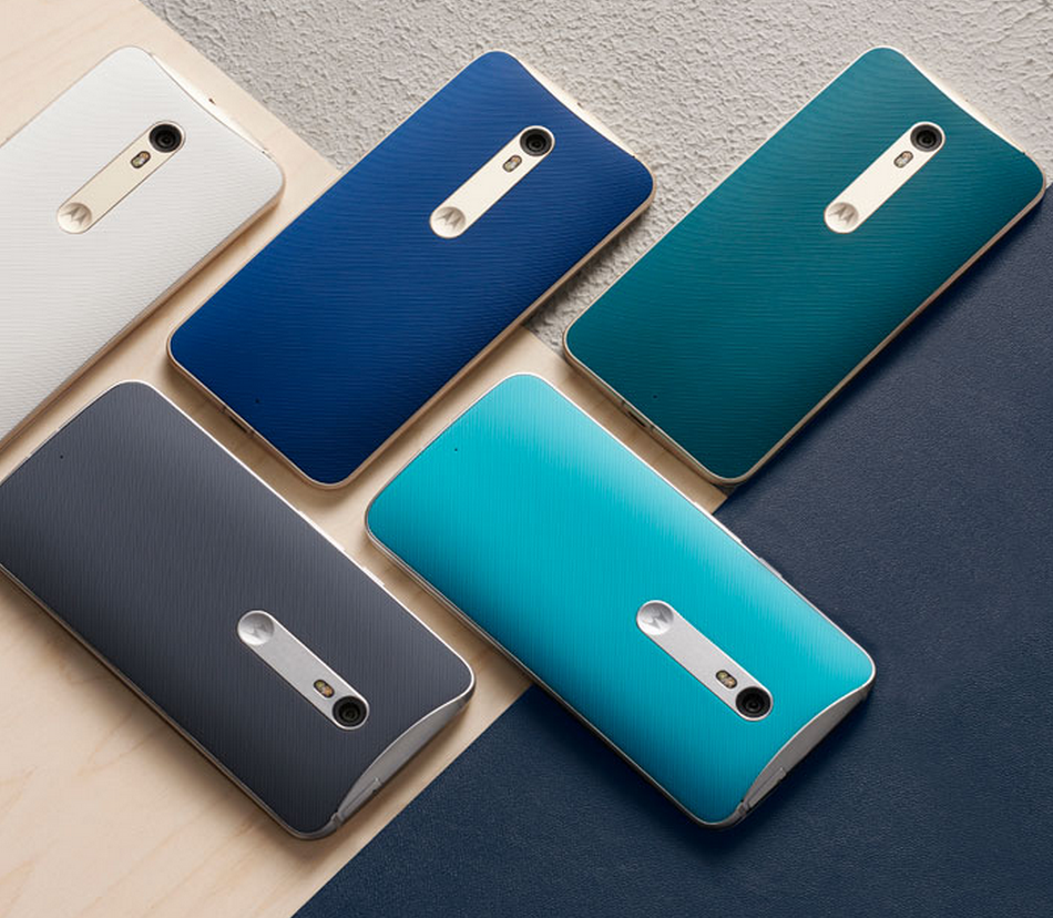 finest selection b5d94 9d9d5 Motorola's next phone, the Moto X Force leaks on Twitter