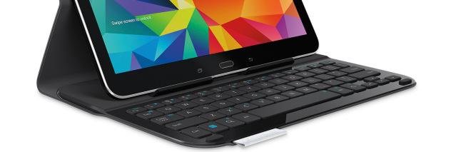 Note Pro 12.2 Logitech Keyboard Case