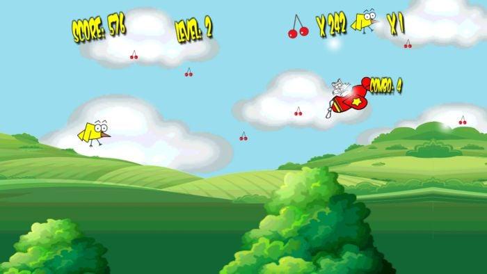 Bertie Bird Gameplay
