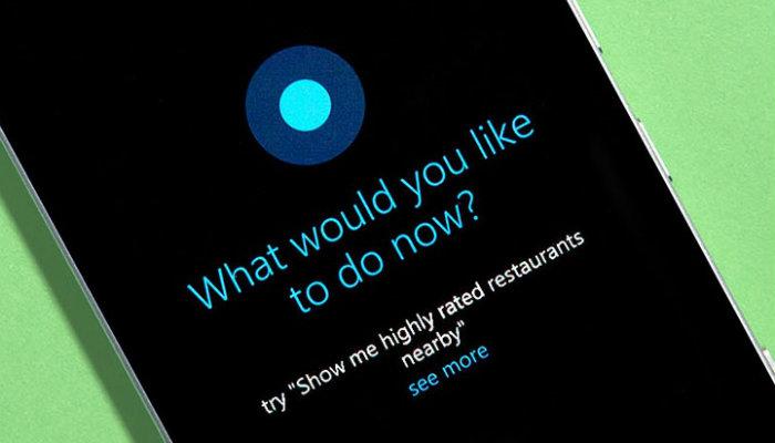 Cortana Featured
