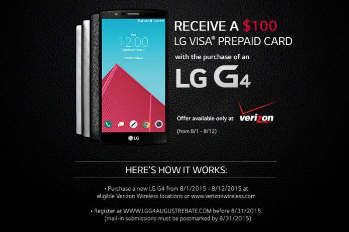 G4 Rebate Featured