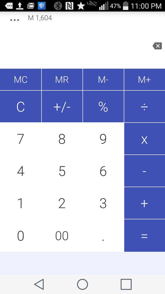 Daily Calculator Free