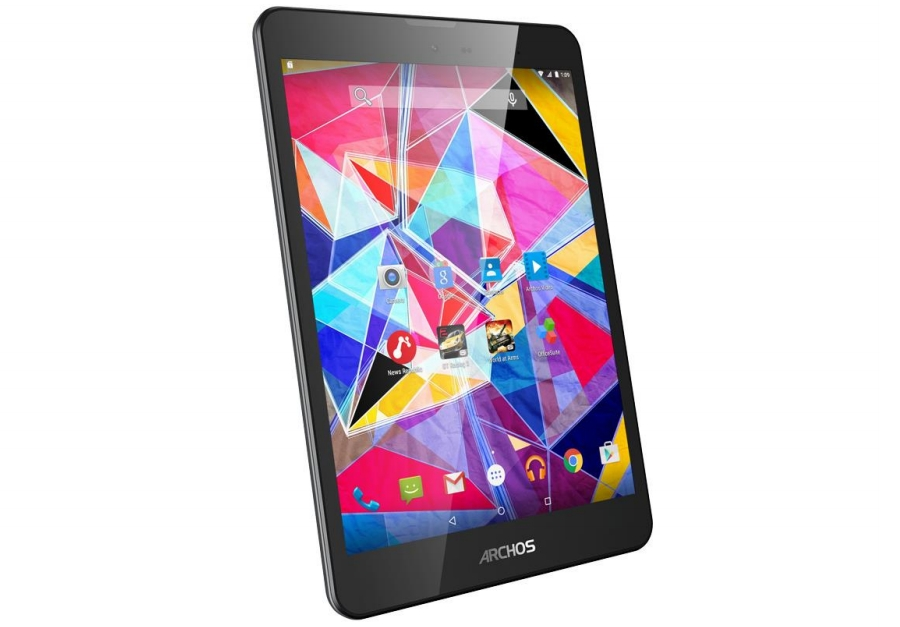 Archos Diamond Tab, a New Tablet from High-End to Teach in The IFA 2015
