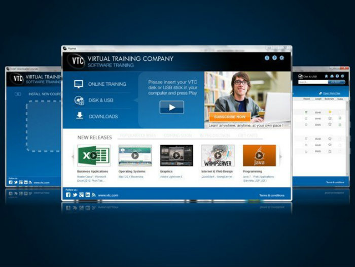 Virtual Training Company Featured