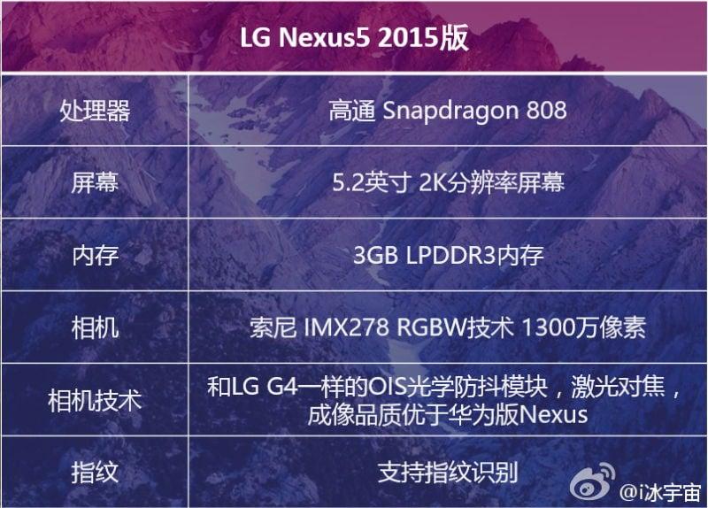 nexus-5-2015-leak-weibo