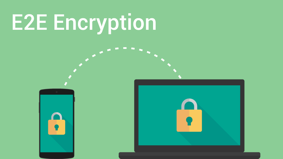 pushbullet end to end encryption