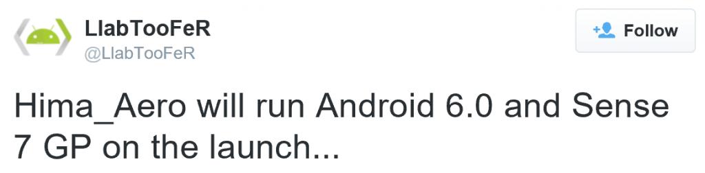 HTC_Aero_tweet