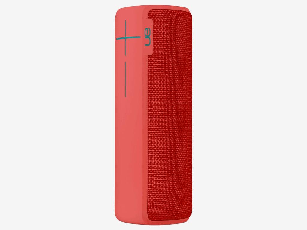 Logitech UE BOOM 2 Ultimate Ears Wireless Bluetooth Speaker Cherry Bomb