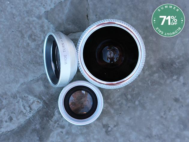 Photography Lens Set
