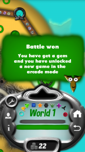 Unlocki games in Hoops' arcade mode through the story mode