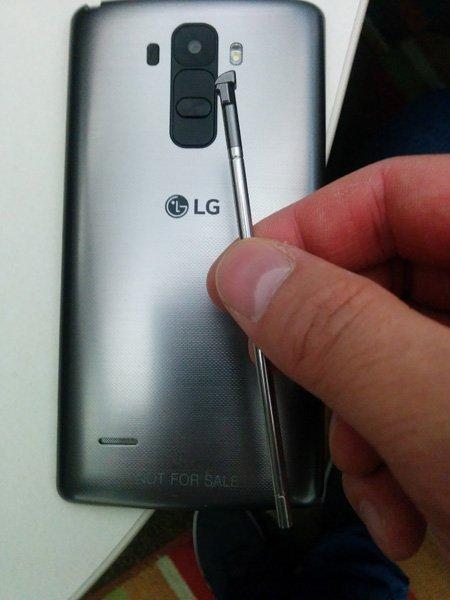 g4 note stylus