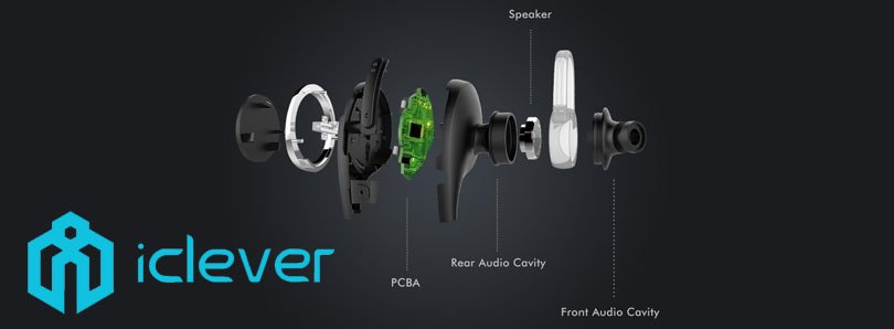 iClever Headphones