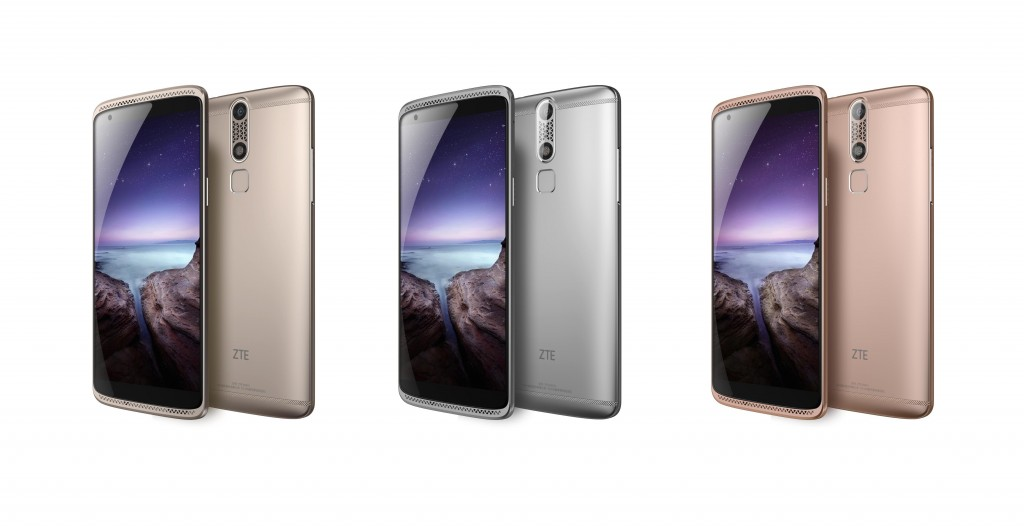 ZTE_AXON_mini_availabile_in_three_color_options_-_Ion_Gold,_Chromium_Silver_and_Rose_Gold
