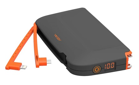 powercell 10000+ battery charger