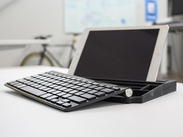 Bastron glass keyboard