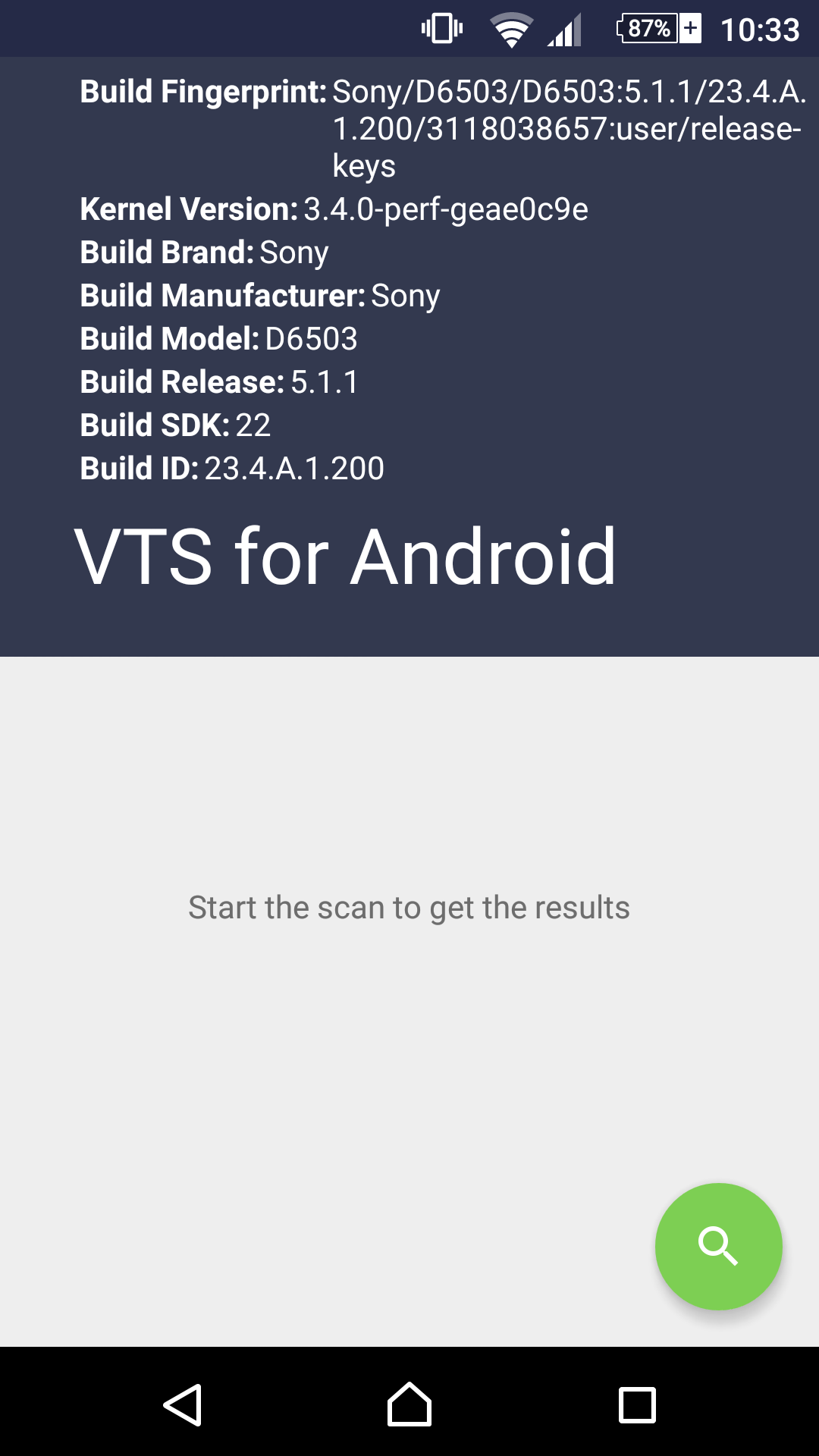 Android-Vulnerability-Test-Suite-Screenshot-1