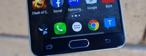 Galaxy-Note-5- buttons