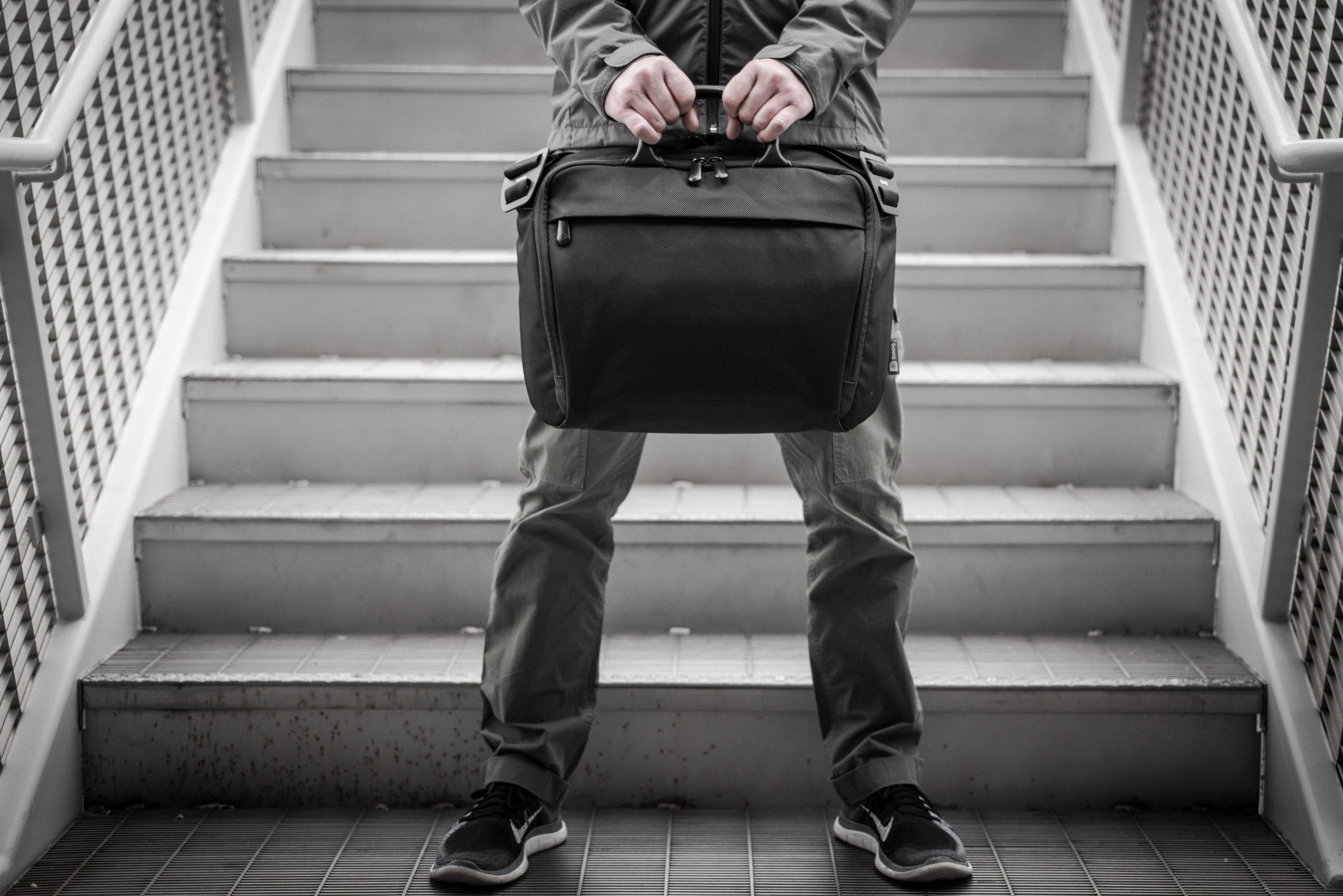 Booq brief bag