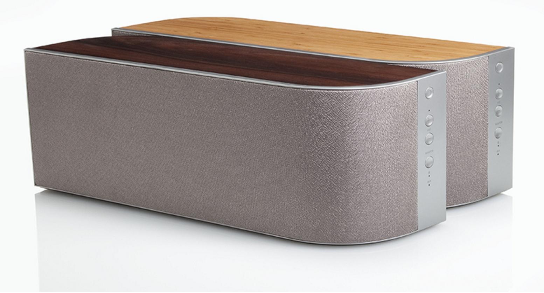 Wren V5US speaker (Rosewood/Bamboo)