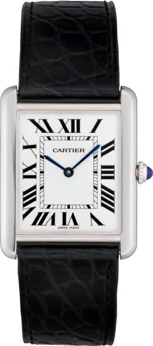 Cartier luxury watch.