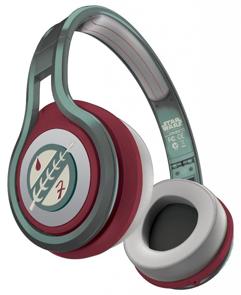 Boba Fett Headphones