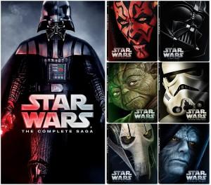 SW Complete Saga
