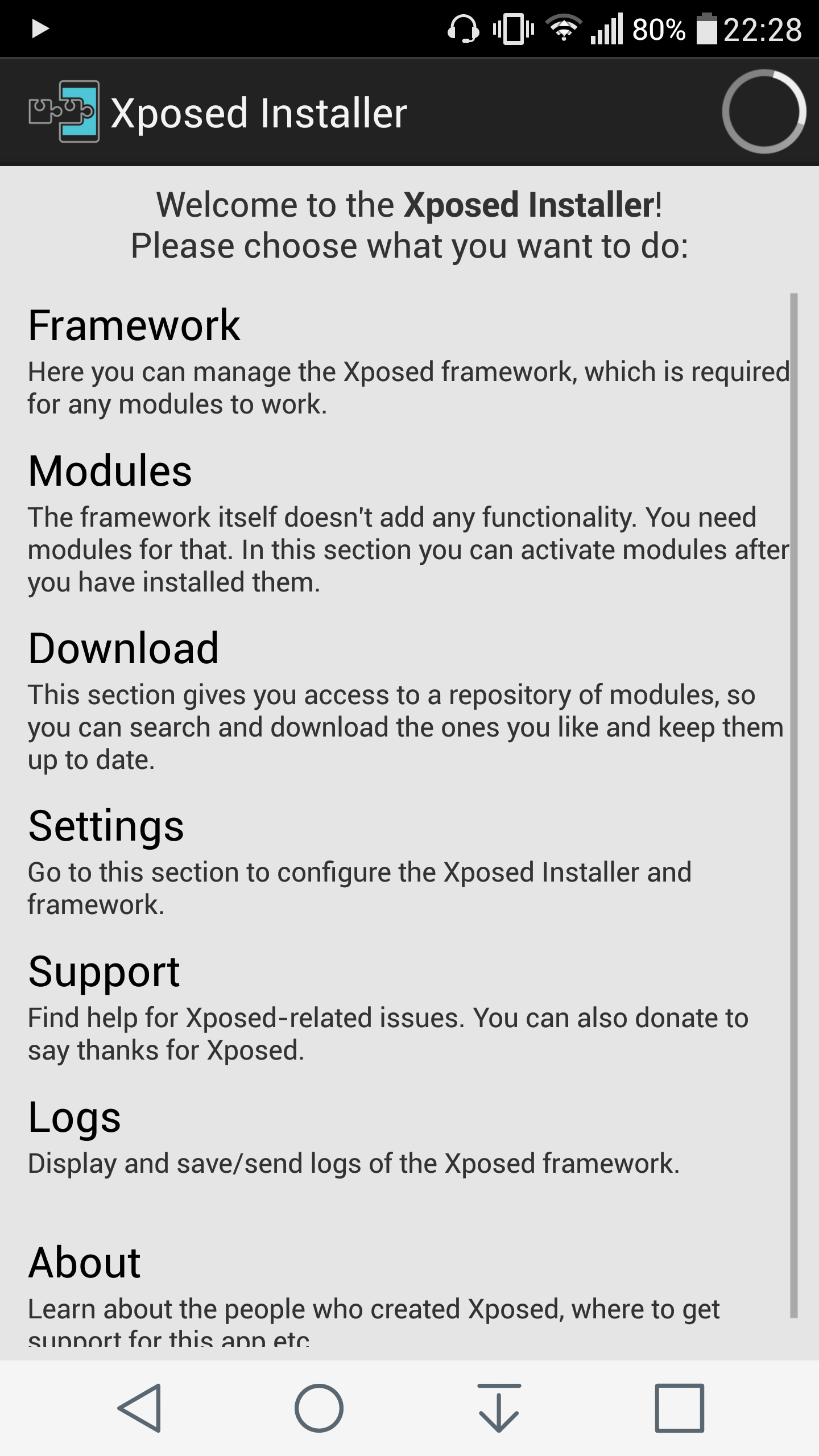 xposed module repository