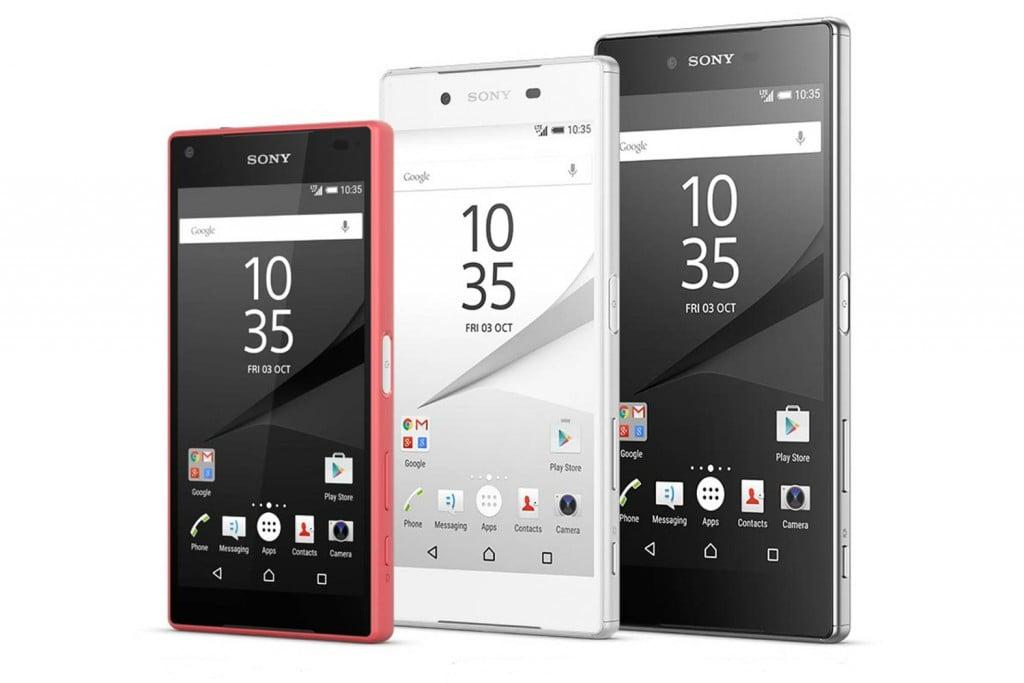 Sony_Xperia_Z5_family