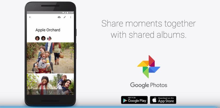 Create A Collaborative Album Using Google Photos