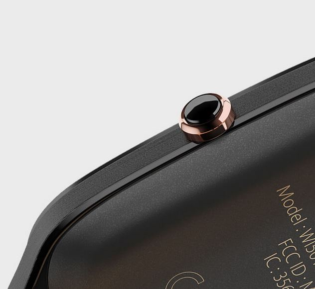 zenwatch 2 side button