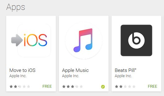Apple Music app for Android: Good looking but lacks features